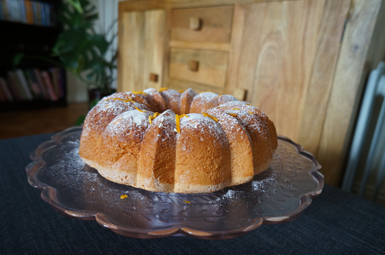 Angel Food Cake Pan Substitute