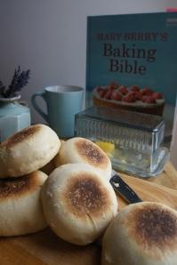 Mary Berry S English Muffins Riverside Baking